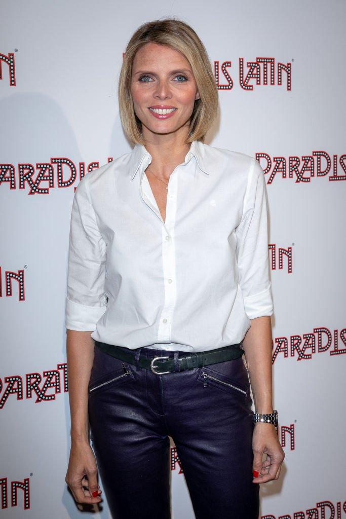 Sylvie Tellier assiste au spectacle L'Oiseau Paradis | Source : Getty Images Europe