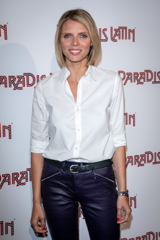 Sylvie Tellier le 6 juin 2019 à Paris. l Source : Getty Images