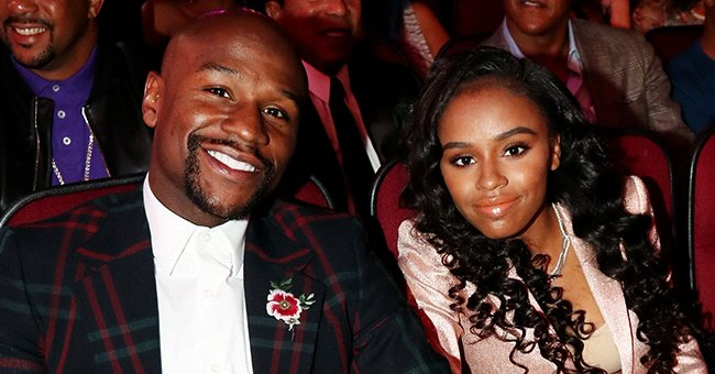 Floyd Mayweather's Daughter Yaya Welcomes a Son — See a Glimpse of Her Baby