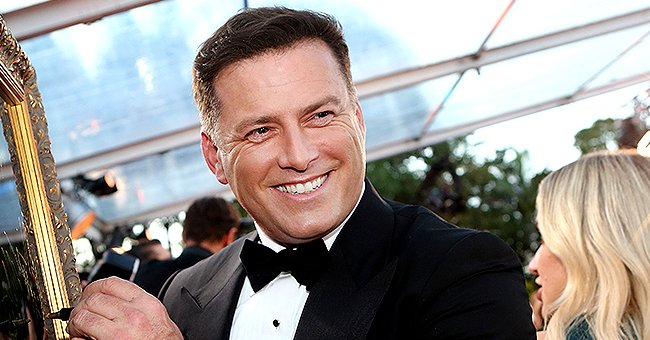 Australian 'Today' Host Karl Stefanovic Reveals His Mother Drove 1553 Miles to See His Daughter