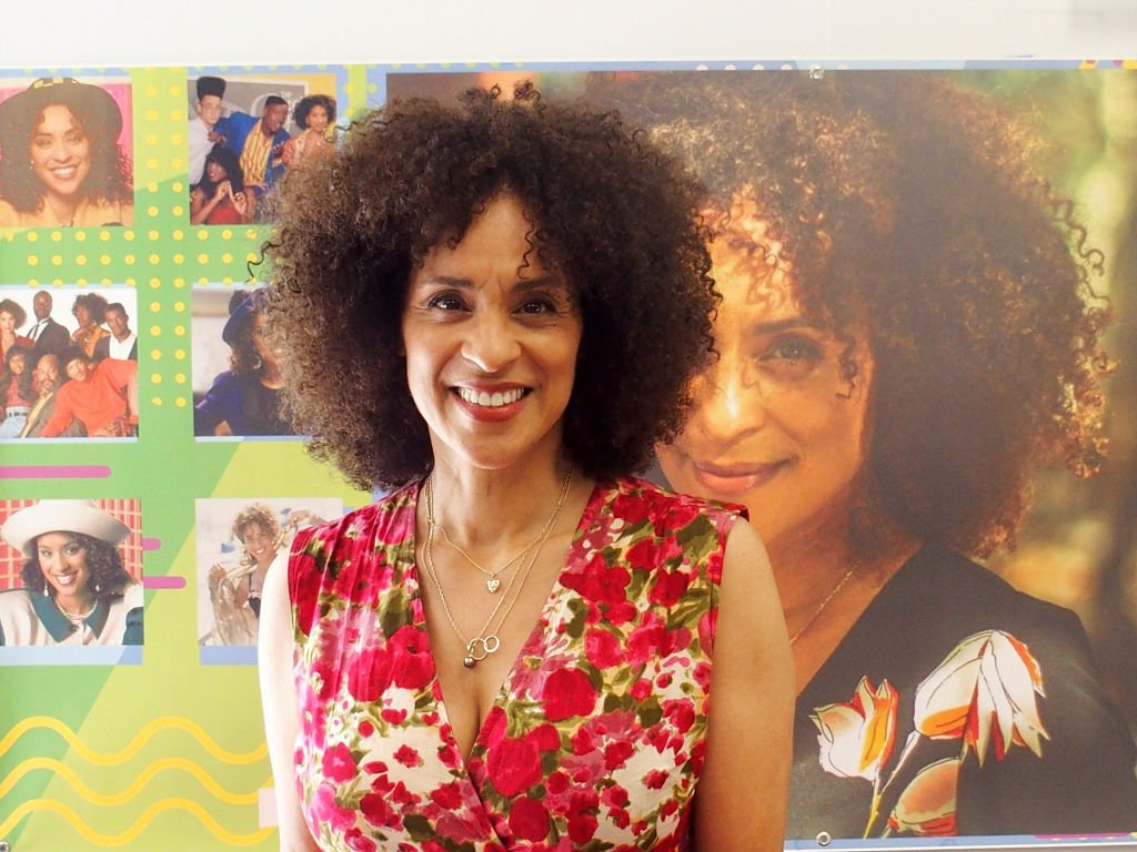 Karyn Parsons attends 2021 Collectorfest Autograph Supershow at Wayne P.A.L. on June 13, 2021. | Photo: Getty Images