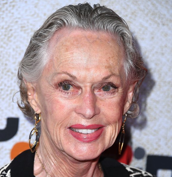 "Tippi Hedren arrives at the Premiere Of Amazon Studios' ""Suspiria"" at ArcLight Cinerama Dome on October 24, 2018 in Hollywood, California 