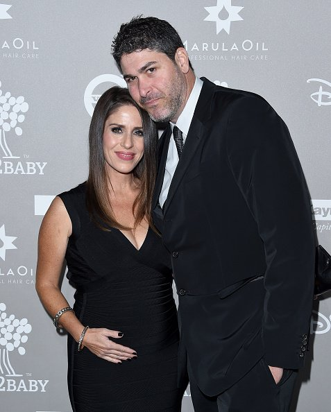 Soleil Moon Frye and Jason Goldberg at 3LABS on November 14, 2015 in Culver City, California. | Photo: Getty Images