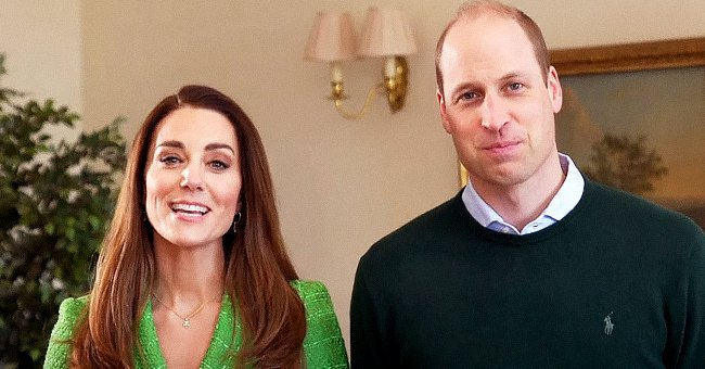 Kate Middleton Steps Out with Prince William Ahead of St Patrick's Day in Shamrock Green Outfit
