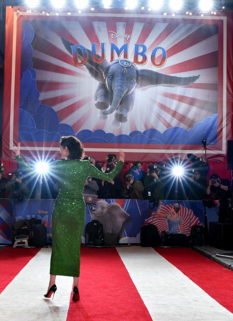 """Eva Green pour la première de """"Dumbo"""" en 2019. l Source : Getty Images"""