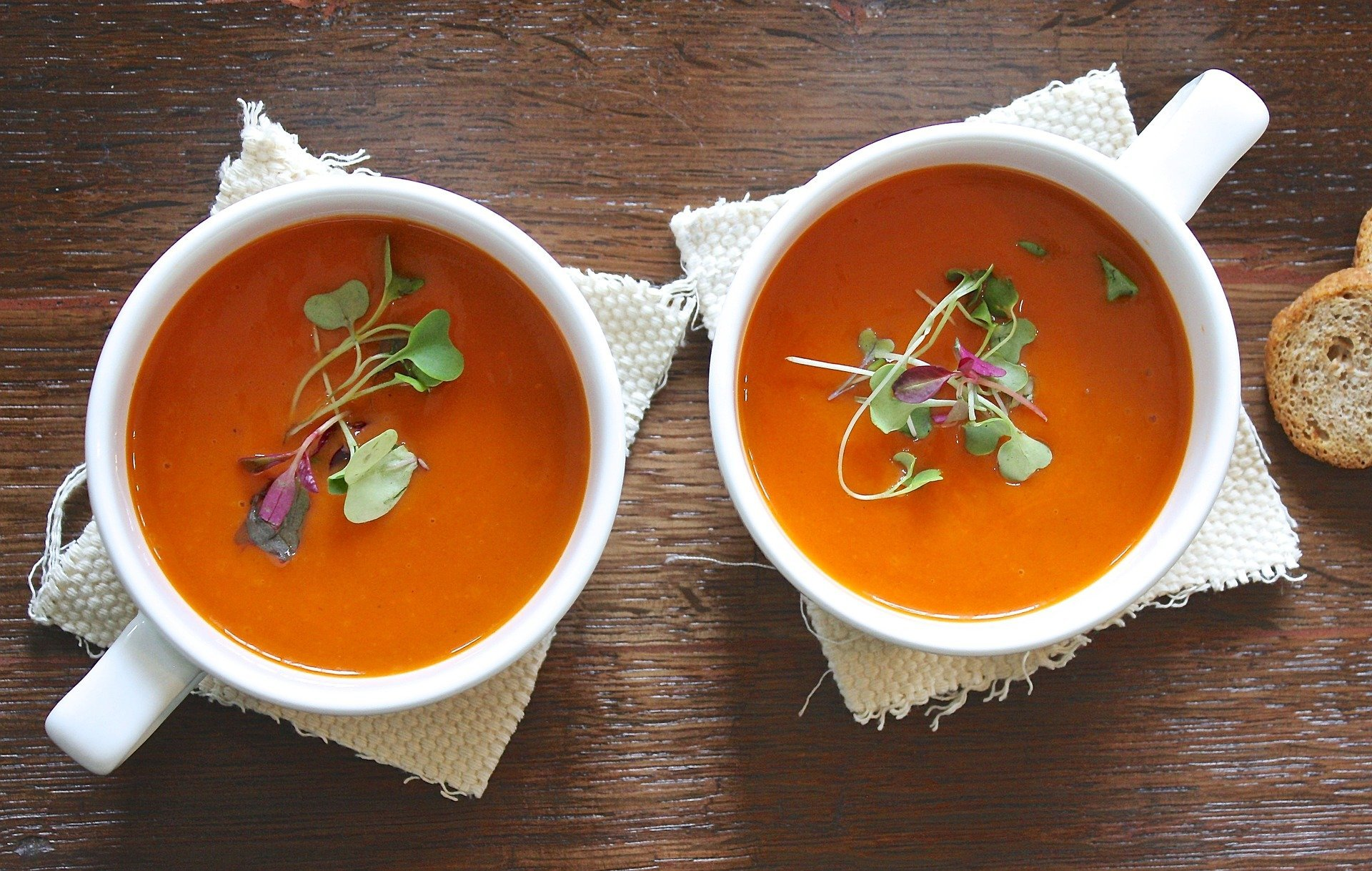 What was wrong with this tomato soup? | Photo: Pixabay/Aline Ponce