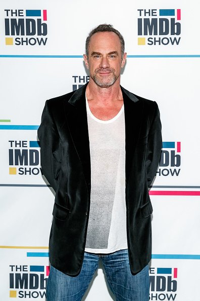 Christopher Meloni on March 26, 2019 in Studio City, California.   Photo: Getty Images