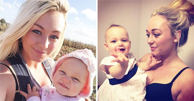 Mamá salvó la vida de su hija mostrando a los médicos un video de 20 segundos de sus síntomas