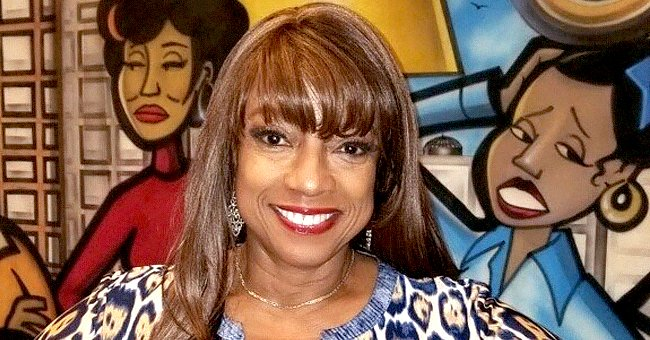 'Good Times' BernNadette Stanis Smiles with Granddaughter in Photo Using Holiday Filter