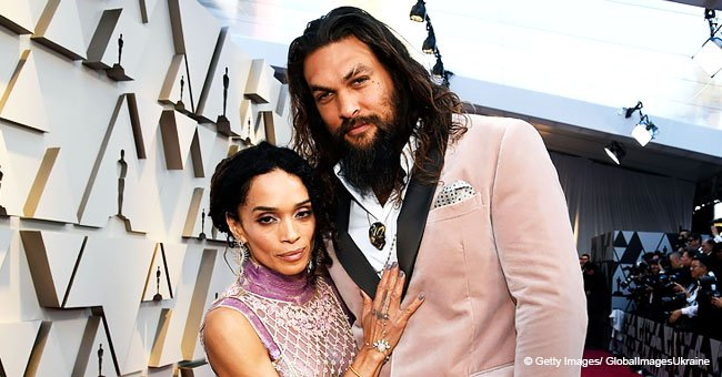 Lisa Bonet Cringes When Ashley Graham Requests Jason Momoa to Dance on Oscars Red Carpet