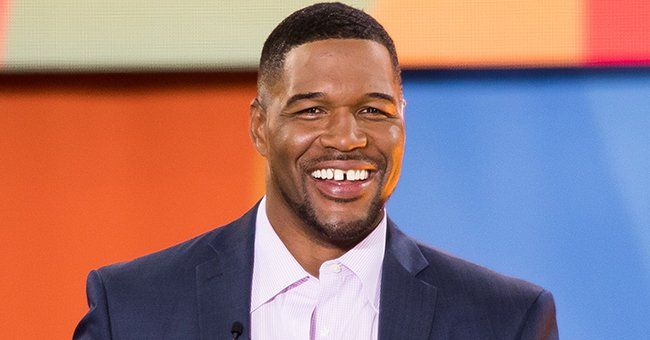 Michael Strahan Reflects on How Much Time Has Passed in Pic Showing His Twin Daughters Driving