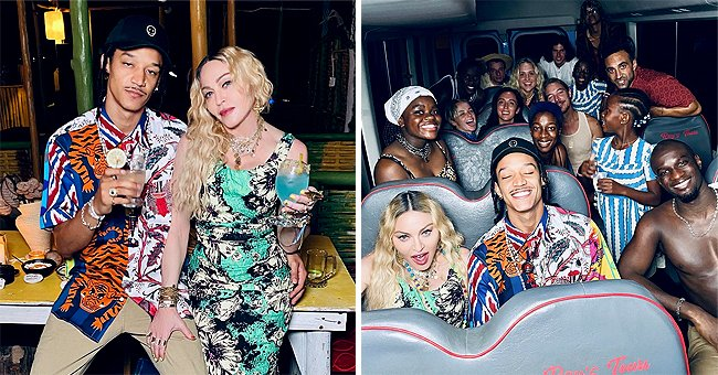 Madonna Turns 62 – See How She Celebrated Her 62nd Birthday in Jamaica