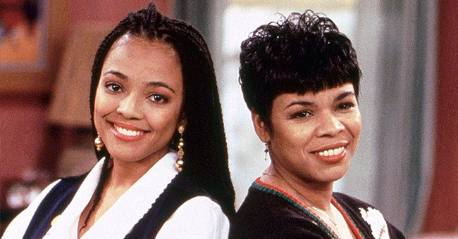 Kim Fields from 'Living Single' Posts TBT Photo with Look-Alike Actress Mom Who Starred with Her in 'Good Times'