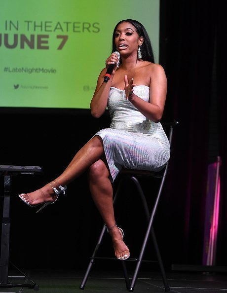 Porsha Williams speaks onstage during 2019 Atlanta Ultimate Women's Expo at Georgia World Congress Center | Photo: Getty Images
