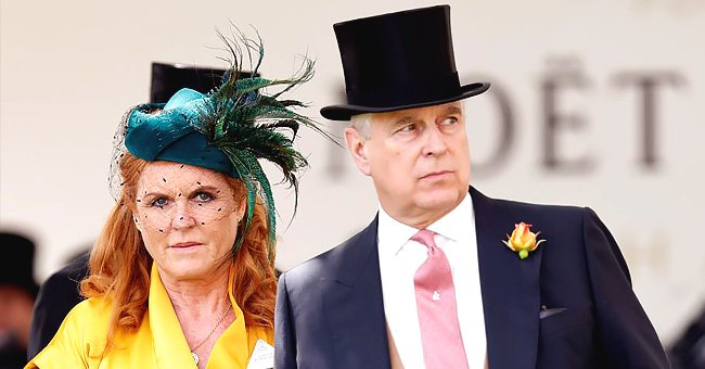 Sarah Ferguson Poses with Ex Prince Andrew and Daughters Eugenie & Beatrice in a Rare Family Pic