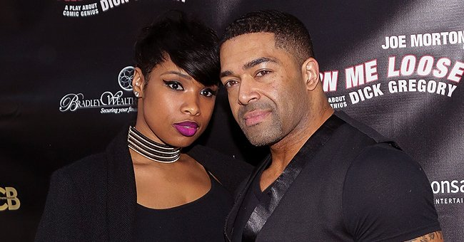 Watch Jennifer Hudson's Ex David Otunga Give Their Son Some Weight Lifting Lessons in a Video