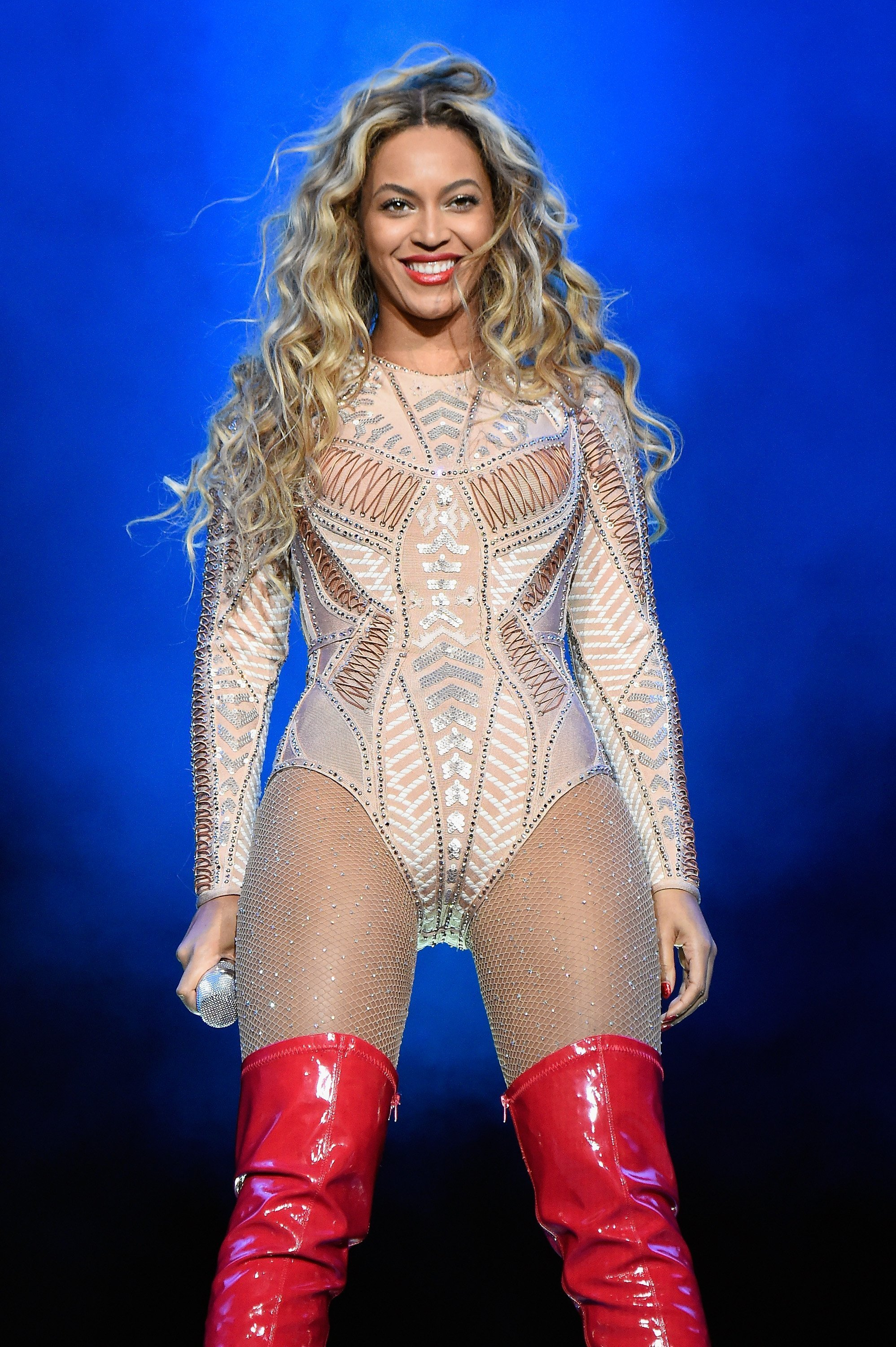 Beyonce performs onstage during the Made in America Festival on Sept. 5, 2015 in Philadelphia, Pennsylvania | Photo: Getty Images