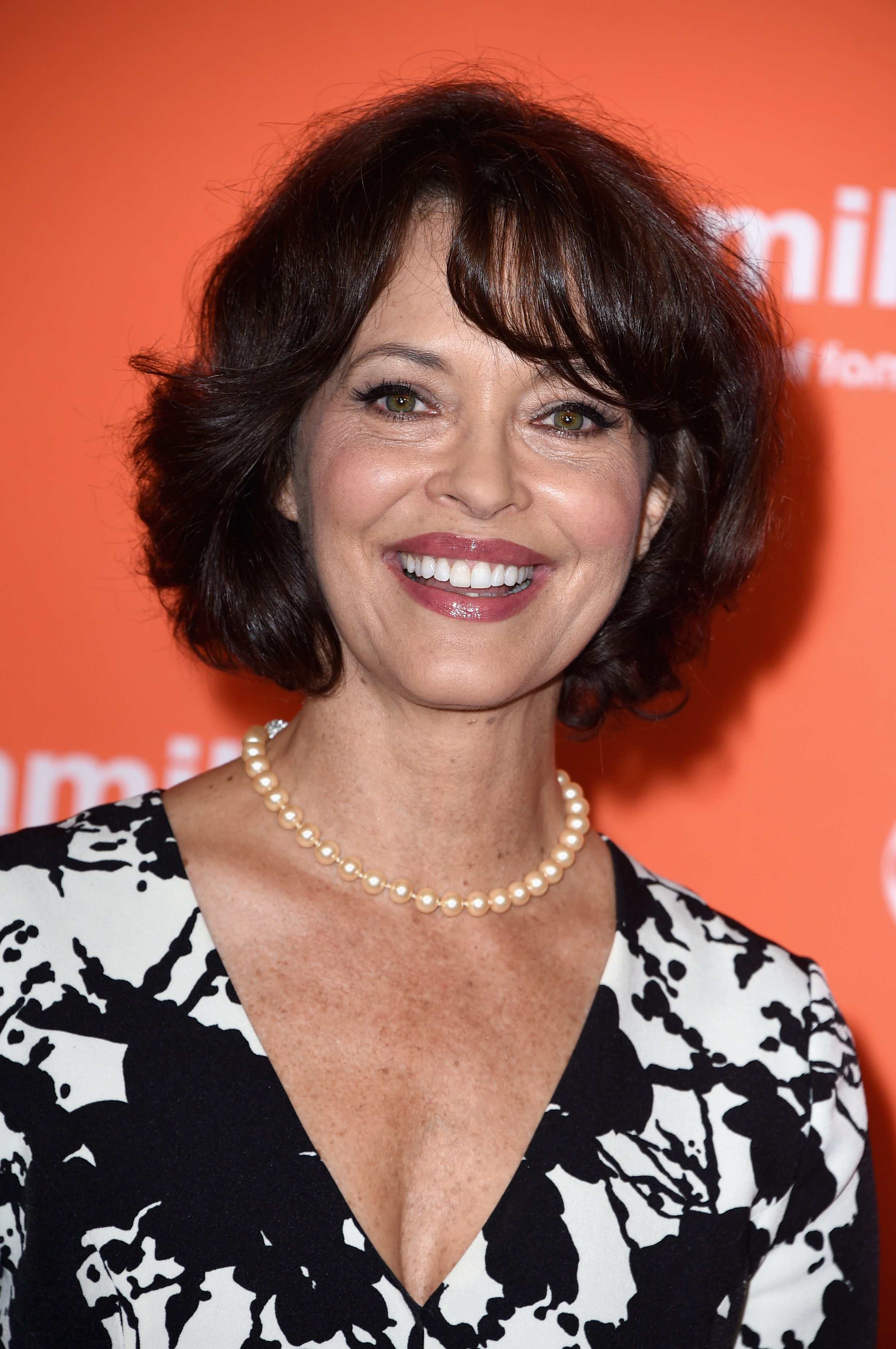 Mary Page Keller at The Beverly Hilton Hotel on July 15, 2014 | Photo: Getty Images