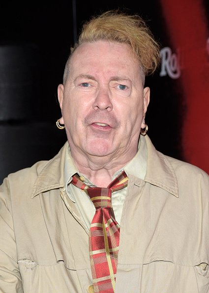 Johnny Rotten at SIR on March 04, 2019 in Los Angeles, California. | Photo: Getty Images