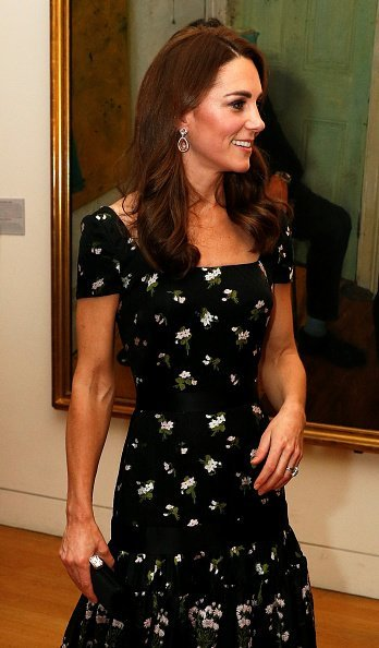 Duchess of Cambridge attends the 2019 Portrait Gala at the National Portrait Gallery on March 12, 2019, in London, England. | Source: Getty Images.