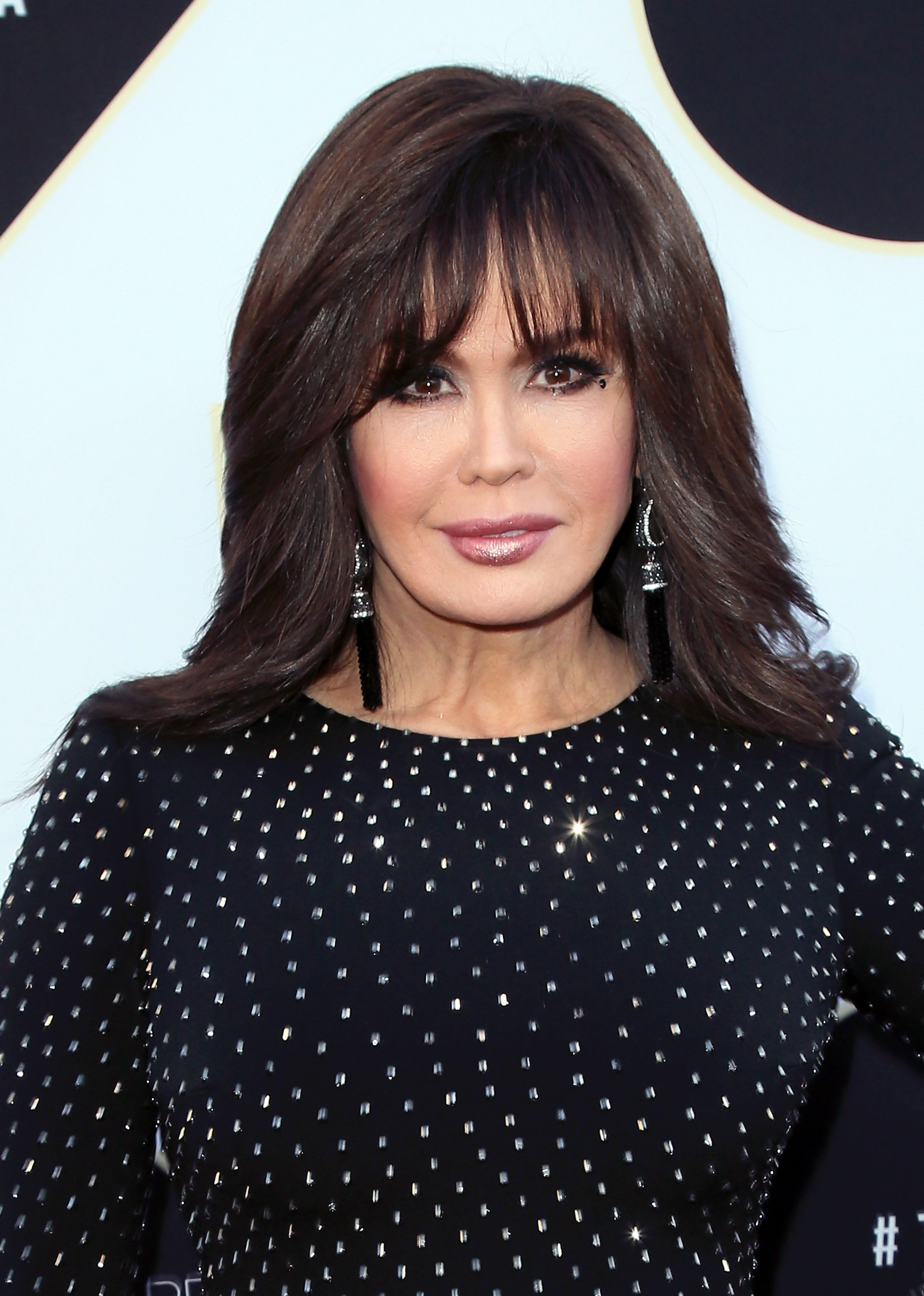 Marie Osmond attends the 2015 TV Land Awards in Beverly Hills, California on April 11, 2015 | Photo: Getty Images