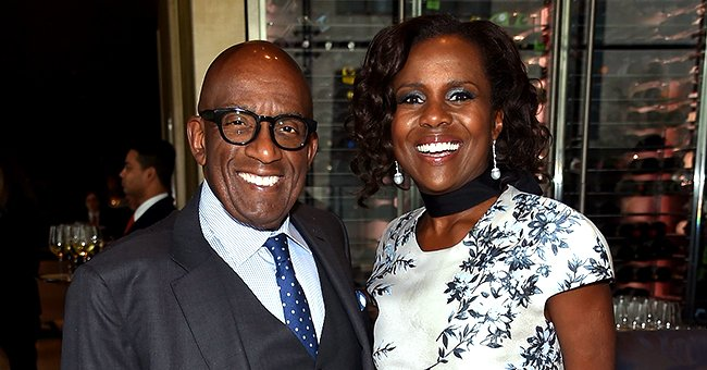 Check Out This Sweet Throwback Picture of Al Roker and Wife Deborah Roberts Proving Their Enduring Love