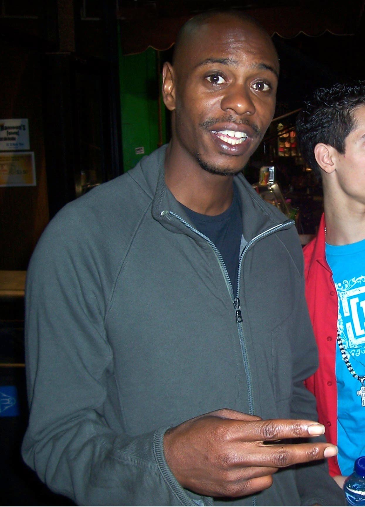 Dave Chappelle. | Imagen: Wikimedia Commons