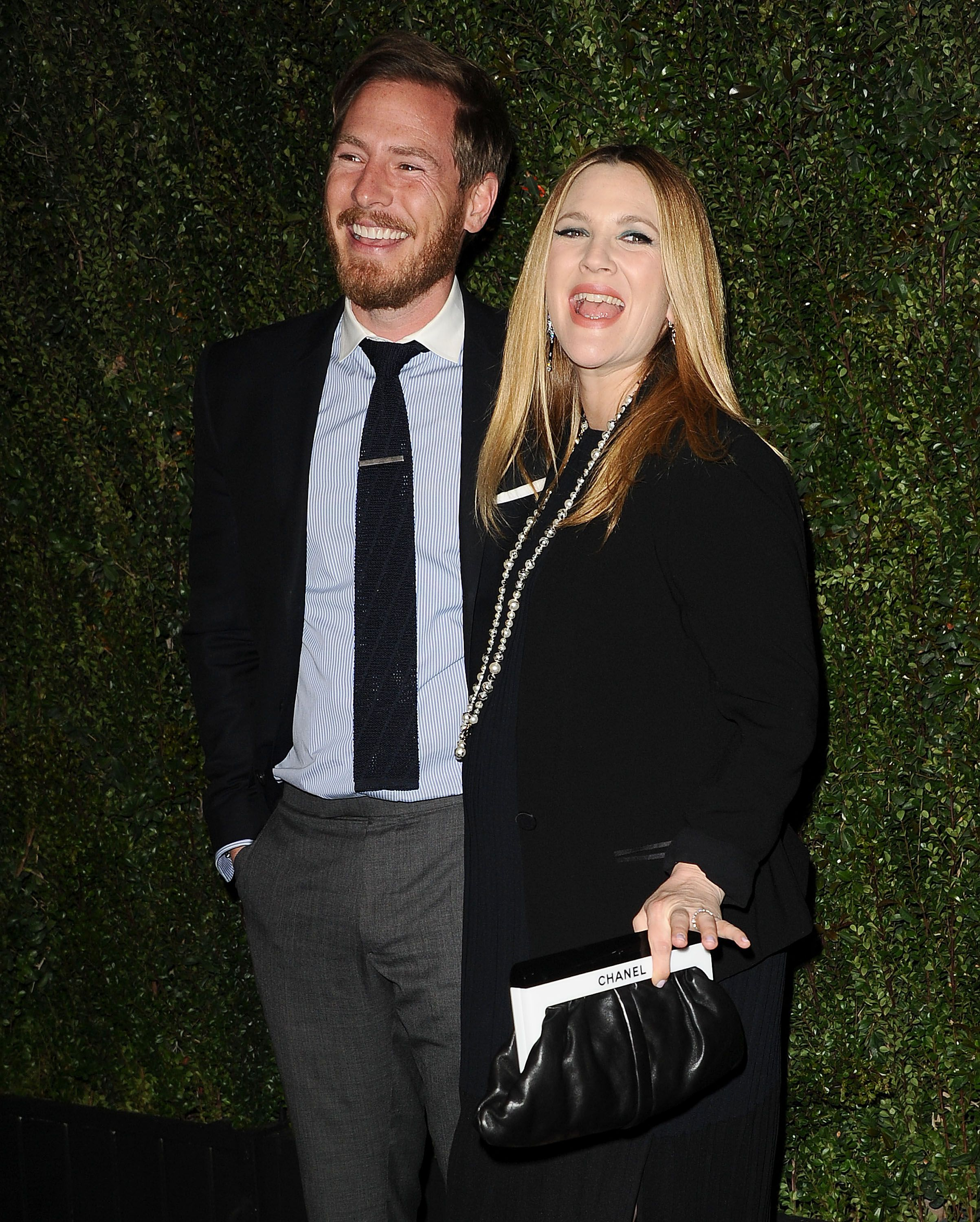 """Drew Barrymore and Will Kopelman at the release of """"Find It in Anything"""" in Beverly Hills on January 14, 2014 