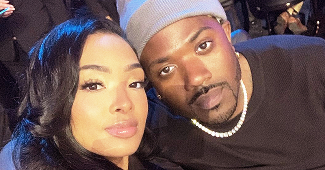 Ray J & Princess Love's Daughter, 1, Adorably Walks with Dad in Video