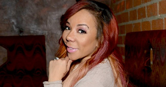 See Tiny Harris' Daughter Zonnique's Pregnancy Glow as She Shows off Her Beautiful Hair