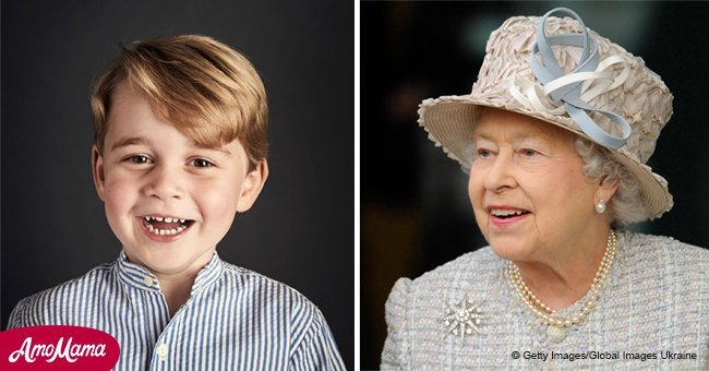 Prince George's adorable nickname for Queen Elizabeth disclosed