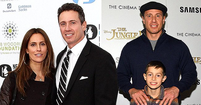 Chris Cuomo's Wife Cristina Reveals 14-Year-Old Son's Positive COVID-19 Diagnosis