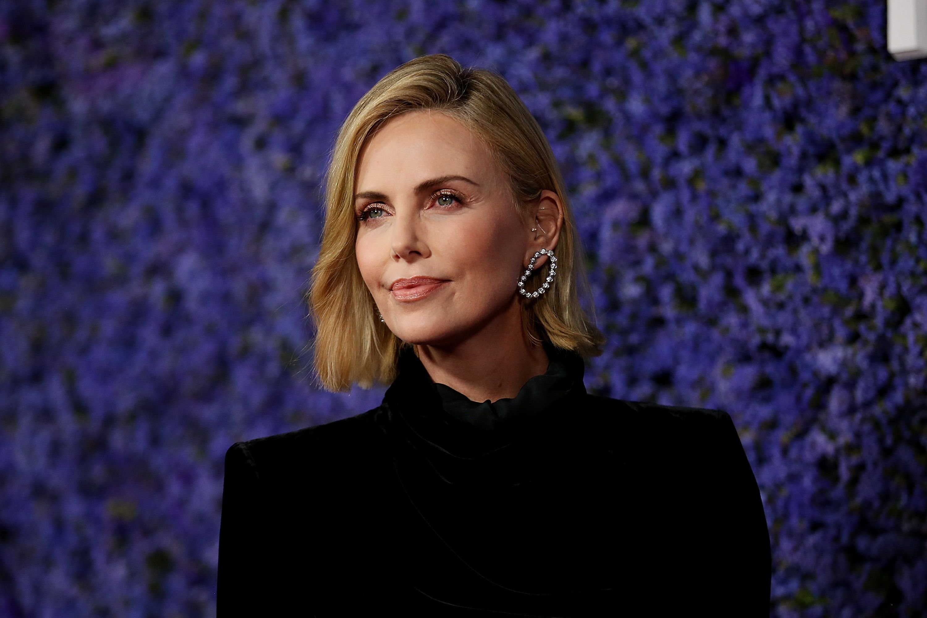 Charlize Theron attends Caruso's Palisades Village opening gala. | Source: Getty Images