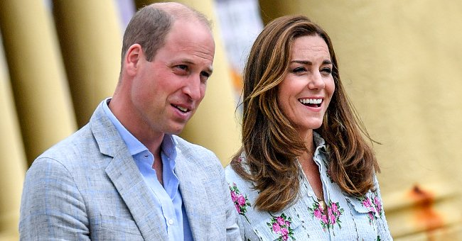 Closer Weekly: Prince William & Kate Middleton Cherish Every Moment with Their Children