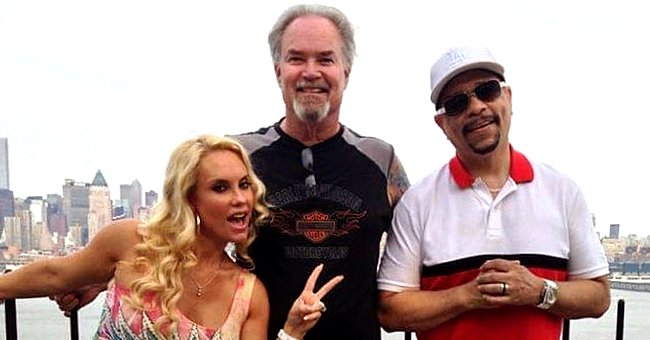 Ice-T Gives Updates on Wife Coco Austin's Father Who Is Fighting COVID-19 in the Hospital