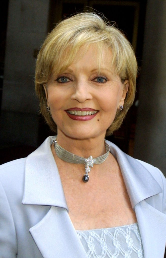 Actress Florence Henderson arrives at the California Design College | Getty Images