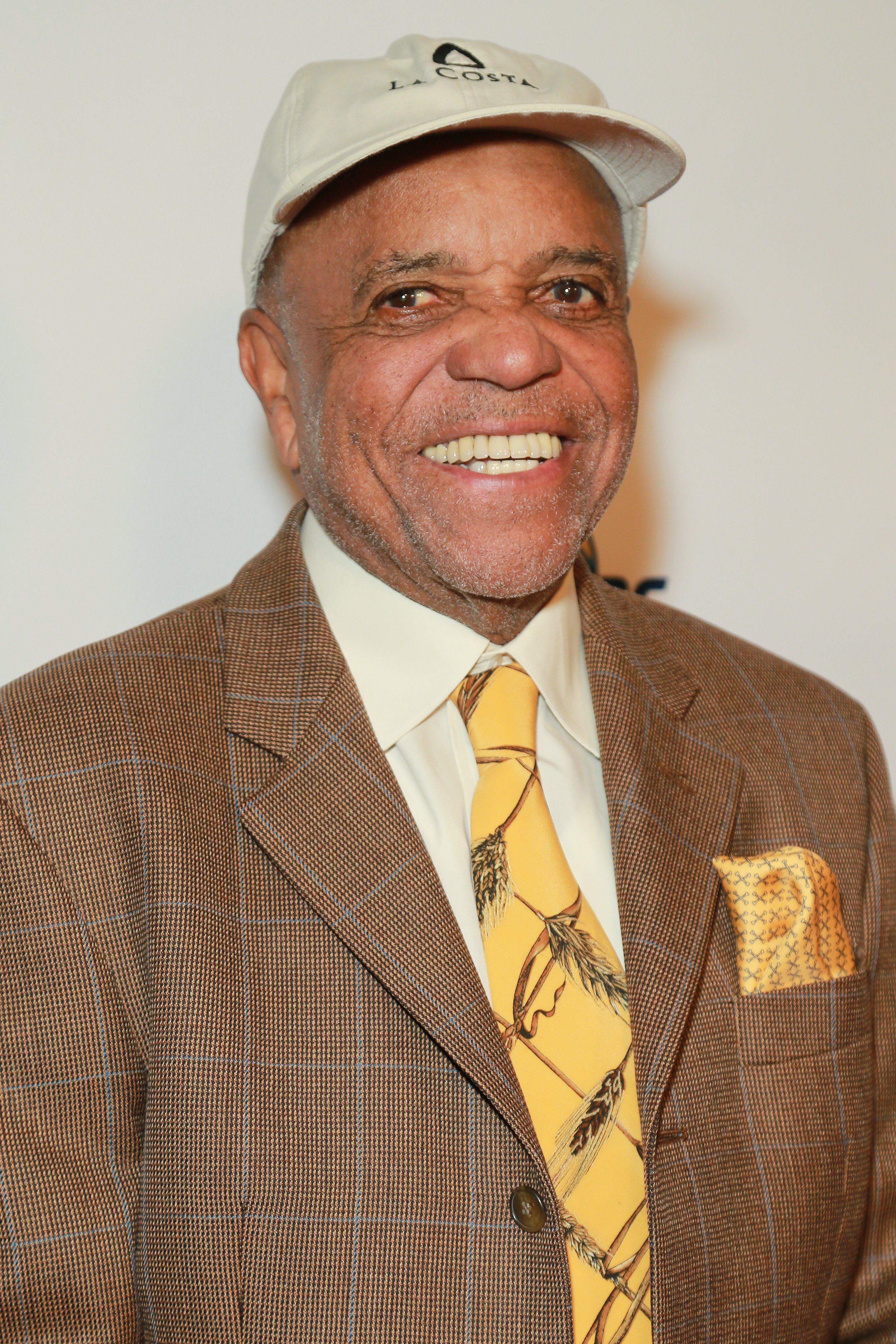 Motown founder Berry Gordy at a fundraising celebration in Beverly Hills in November 2018.   Photo: Getty Images