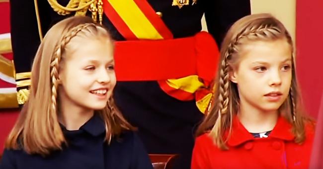 Así han cambiado Leonor y Sofía en cinco años de reinado de Felipe VI