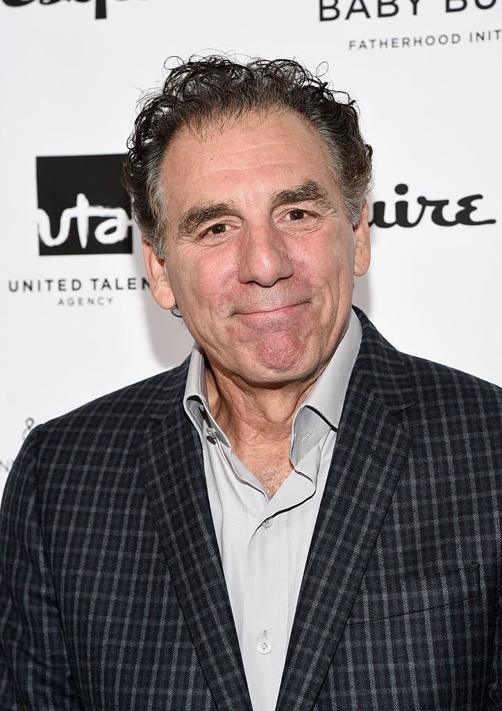 Michael Richards at the inaugural Los Angeles Fatherhood Lunch on March 4, 2015, in Beverly Hills, California | Photo: Michael Buckner/Getty Images