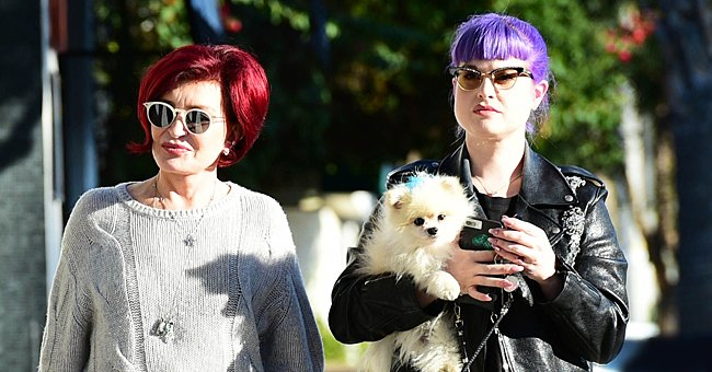 Hollywood Life: Sharon Osbourne Is Very Proud of Daughter Kelly for Losing 85 Lbs