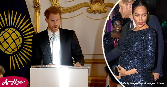Prince Harry gets passionate while talking about becoming a dad, and his wise words are moving