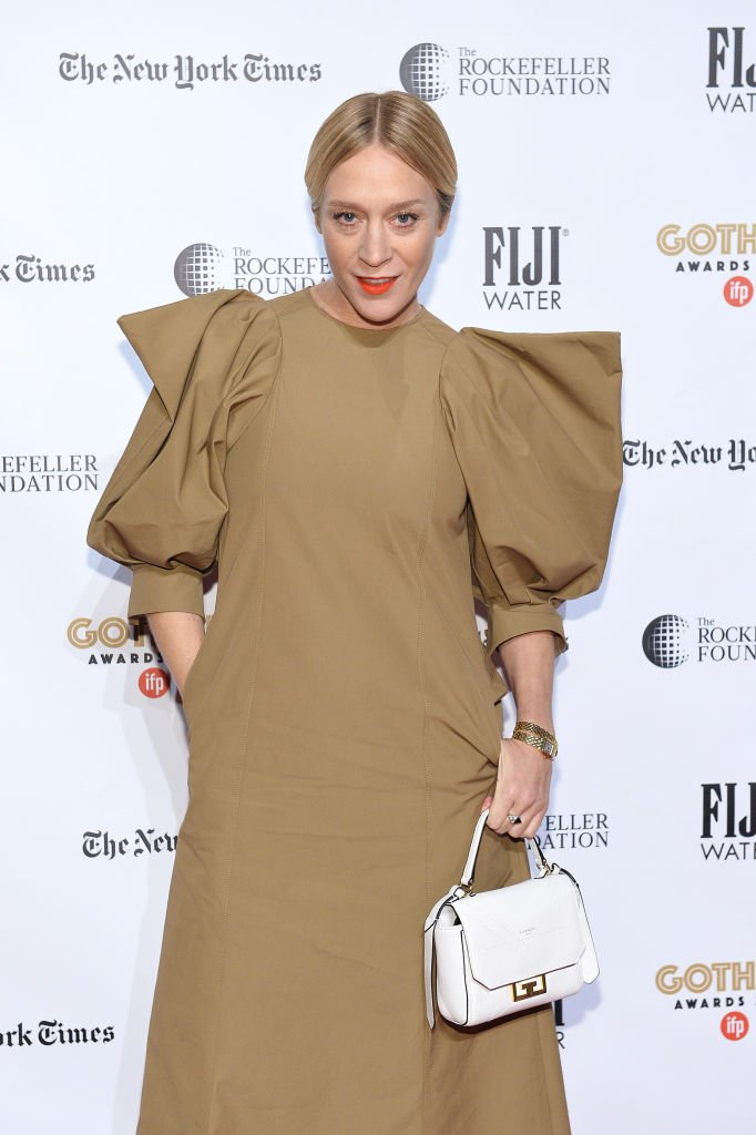 Chloë Sevigny attends the 2019 IFP Gotham Awards with FIJI Water at Cipriani Wall Street | Getty Images