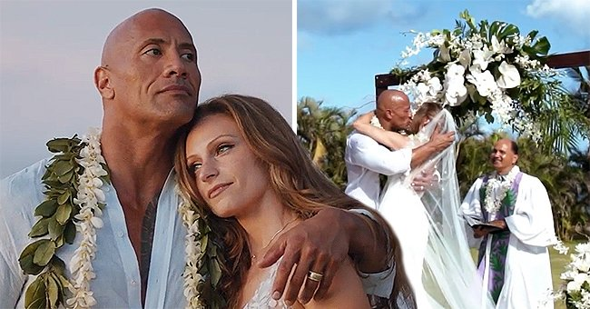 Watch Dwayne Johnson's Sweet Wedding Anniversary Tribute to Wife Lauren Hashian
