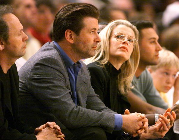 Kim Basinger and Alex Baldwin / Photo: Getty Images