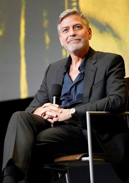 George Clooney à la Television Academy le 8 mai 2019 à Los Angeles, Californie. | Photo : Getty Images