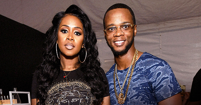 Remy Ma's Husband Papoose & Baby Daughter Made Sure 'Mommy Had a Great Birthday' in Photo