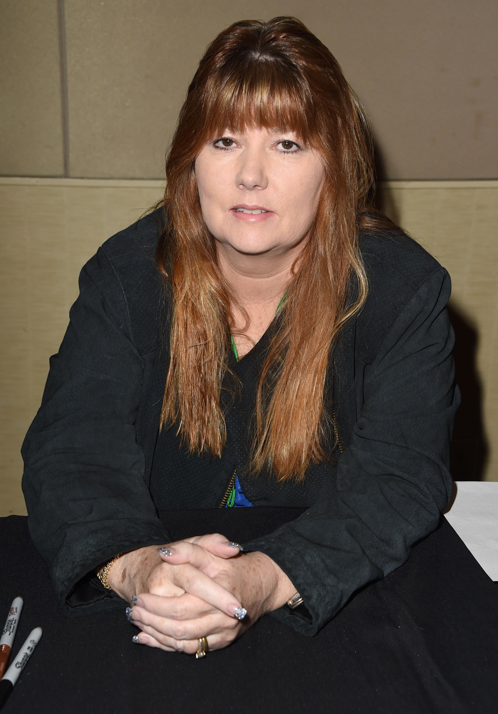 Suzanne Crough on July 20, 2014 in Los Angeles, California | Source: Getty Images/Global Images Ukraine
