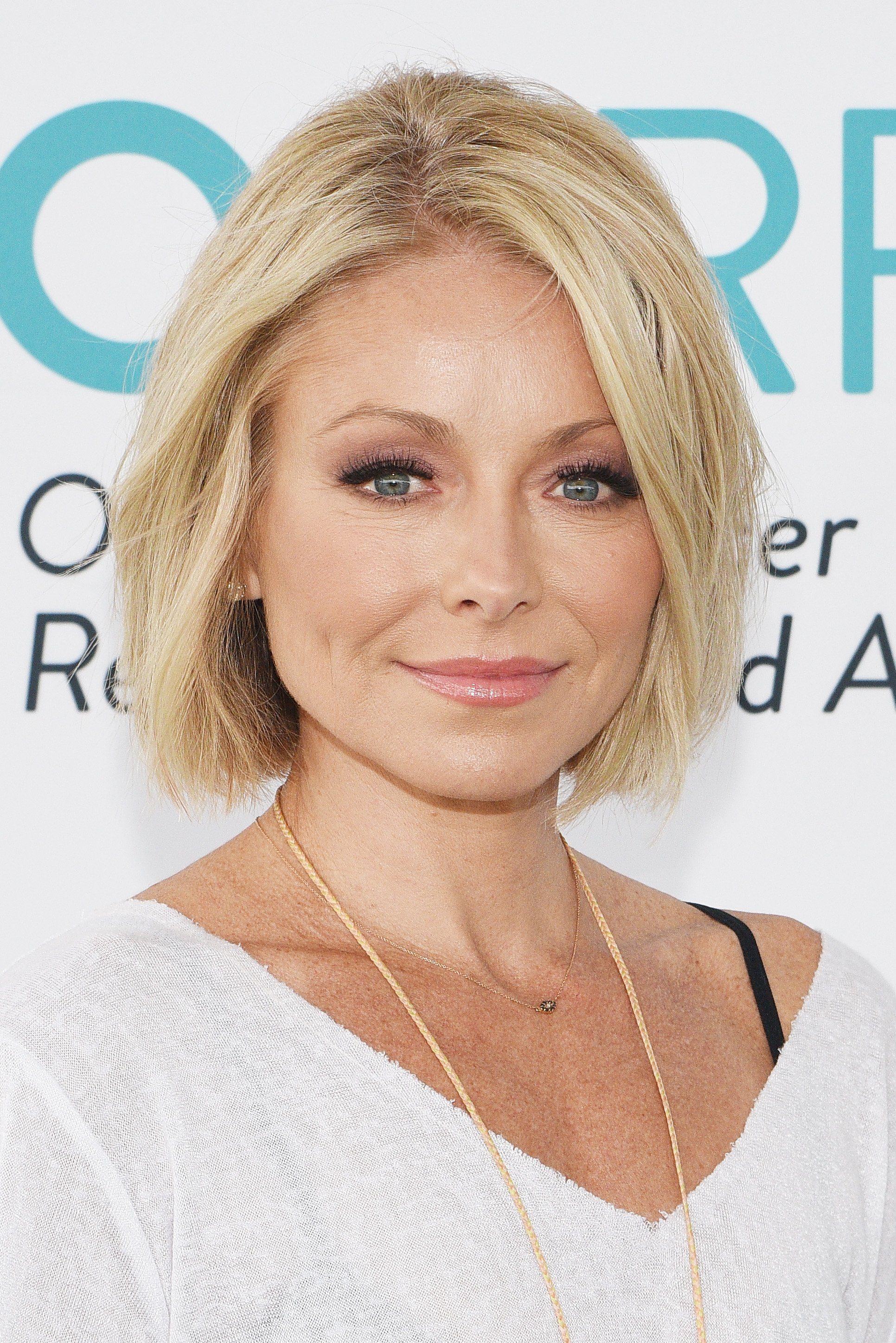 Kelly Ripa at OCRFA's 20th Annual Super Saturday to Benefit Ovarian Cancer in Watermill, New York | Photo: Getty Images