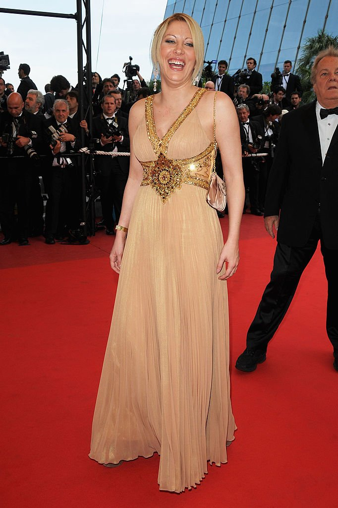 Loana le 17 mai 2009 à Cannes. l Source : Getty Images