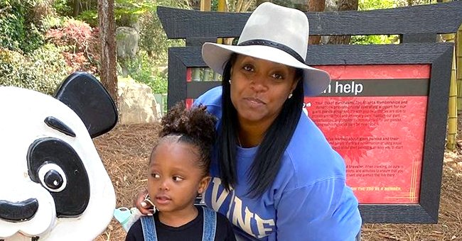 Keshia Knight Pulliam Enjoyed a Day at the Zoo with Daughter Ella & Fiancé Brad – Check Out Their Cute Pics